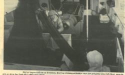 Et tokt med en reketråler var min debut i journalistikken i oktober 1992. Sammen med den meget dyktige fotografen Morten Wanvik kjempet vi i et opprørt Skagerak og kom hjem til journaliststudentene på Gimlekollen med to bøtter reker. Den første artikkelen du har hatt på trykk er alltid spesiell.